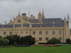 Janův hrad a Lednice