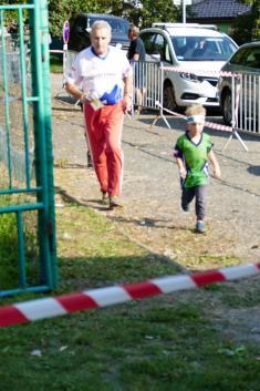 Krajský žebříček Olomouckého kraje v orientačním běhu