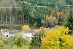Stražisko v barvách podzimu 1