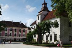 Zájezd na zámky Hluboká a Třeboň, Schwarzenberská hrobka