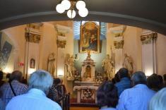 Pouť 2019 - kostel